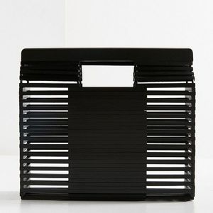 NWT Urban Outfitters Caged Handheld Clutch